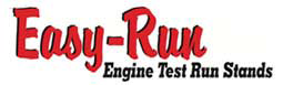 Easy-Run Engine Test Run Stands, Logo