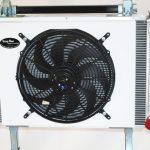 Radiator Assembly - White